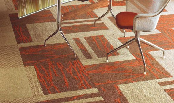 Karpet Tile ( Modular carpet )