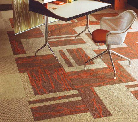Karpet Tile ( Modular carpet )